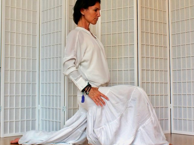 Yoga for healing after knee surgery – (PTSD)